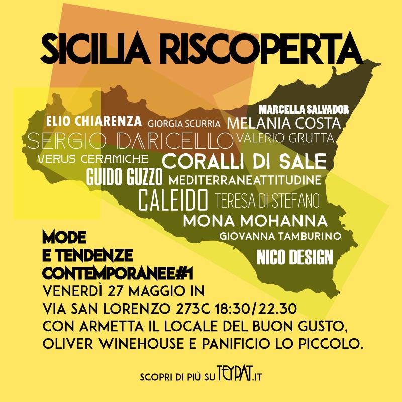Sicilia riscoperta | 27 maggio
