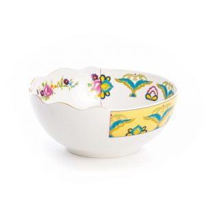 Insalatiera in Porcellana Hybrid Bauci Seletti