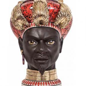 Testa di Moro Collezione Egiziani Agarèn