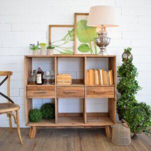 Libreria Antique Wood 48.3050