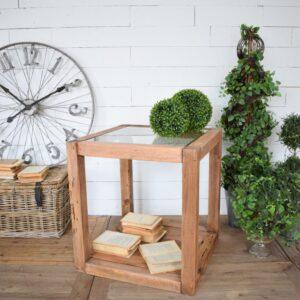 Tavolinetto Antique Wood 48.3056